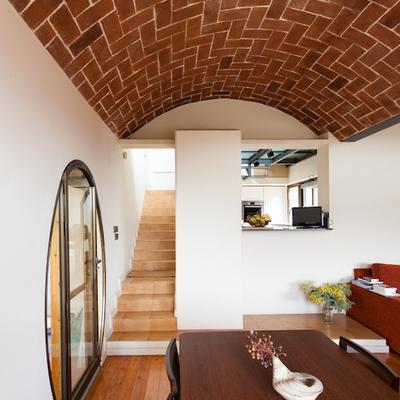 Ampliación de una casa en Corbera