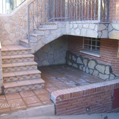 Rehabilitacion de escalera