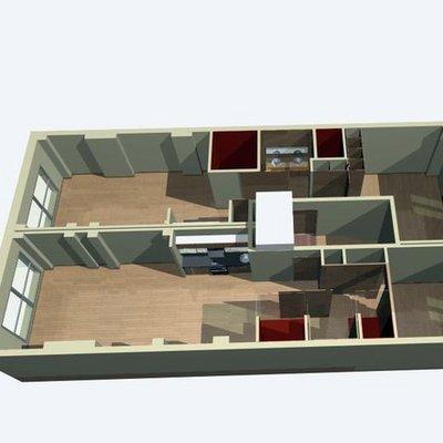 Reforma integral 12 vivienda C/Marimon