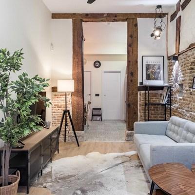 Reforma integral para apartamentos en Lavapiés