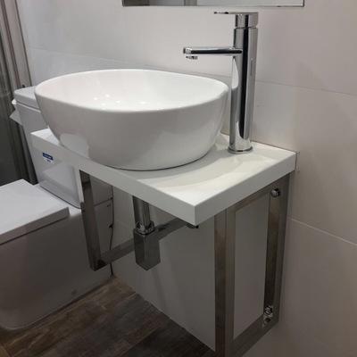Reforma integral baño.