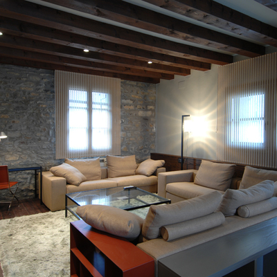 Reforma Y Rehabilitacion Casa Rural En Ainsa
