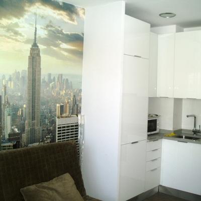 Reforma integral vivienda de 35 m2
