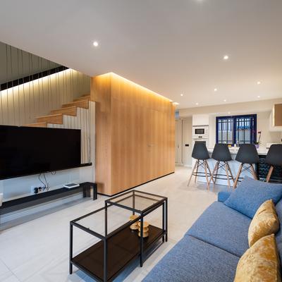 Reforma integral de dúplex con diseño de mobiliario
