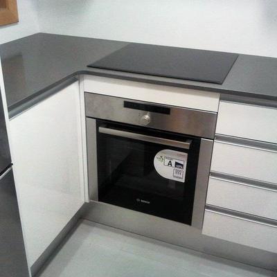 Presupuesto cambiar puertas de armarios de cocina online - Cambiar puertas cocina ...