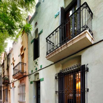 Reforma integral de vivienda unifamiliar en Barcelona