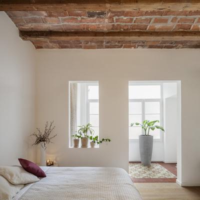 Reforma integral vivienda en Barcelona, Les Corts