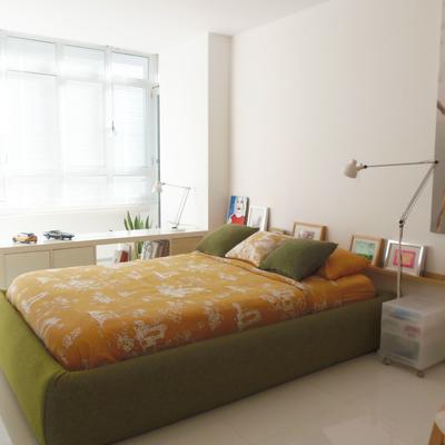 Reforma interior - Apartamento de Soltero - Dormitorio
