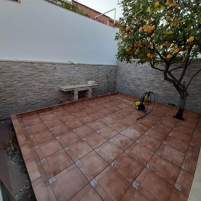 Reforma jardin Badalona