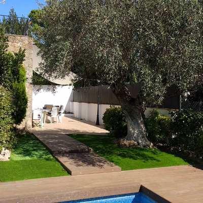 reforma jardin barcelona
