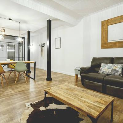 La reforma integral de un encantador piso en Lleida