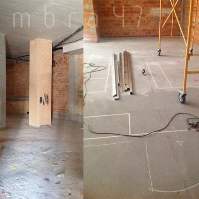 Proyecto y dirección de obra de la Ferretería NES, en el G-3. Burgos