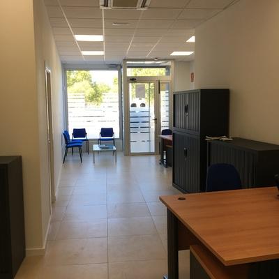 Reforma local oficinas
