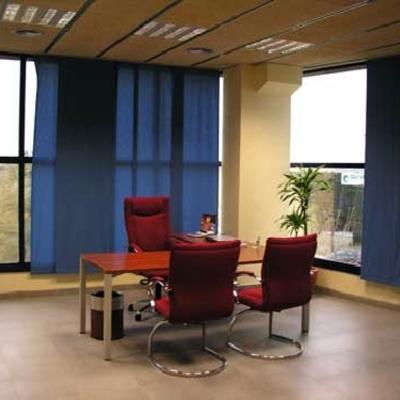 Reforma oficina Barcelona: techo practicable