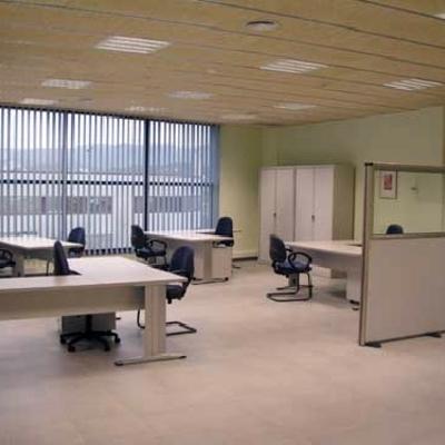 Reforma oficina en Barcelona: aprovechamiento de la luz natural