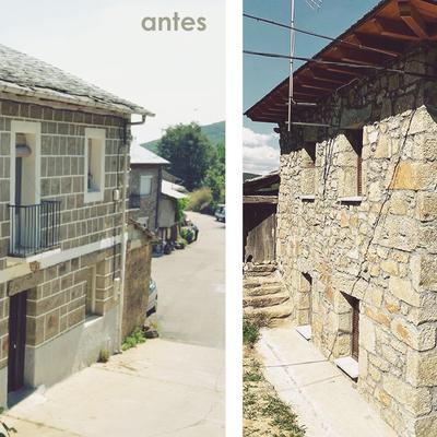 Recuperación y mejora de la envolvente de vivienda tradicional