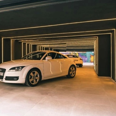 Reforma garaje privado