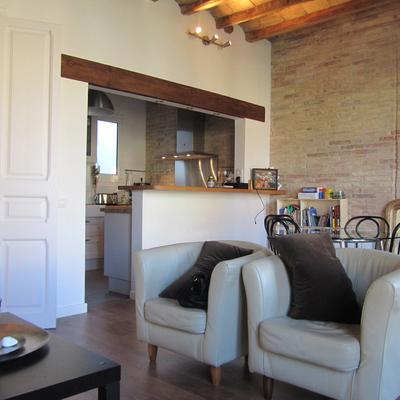 Reforma sala-comedor y cocina