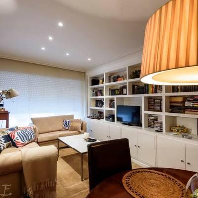 Reforma integral de una acogedora vivienda en A Coruña