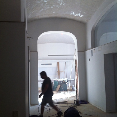 Reforma Hospital de Sant Pau