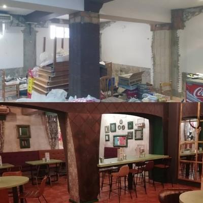 Reforma Sotano Restaurante Malavoca