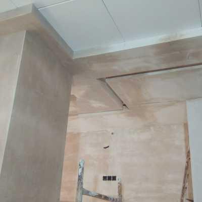 Reforma techo placas de pladur