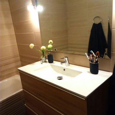 Reforma de baño Castellar Oliveral