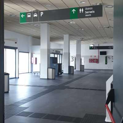 ESTACIÓN RENFE CAMBRILS