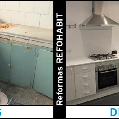 Reforma de piso integral
