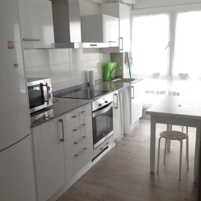 Ideas y Fotos de Muebles Cocina Blanco en Gijón (Asturias) para ...