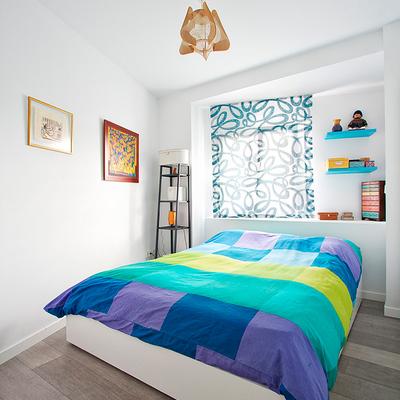 La luz natural y el espacio, claves en la reforma de este apartamento