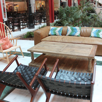Reforma zona común Hotel Holiday Village