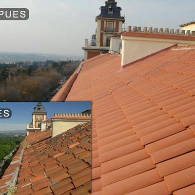 Reformas tejados