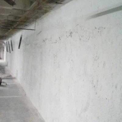 INYECTADO DE RESINA Y REFUERZO ESTRUCTURAL MUROS PANTALLA, APARCAMIENTO PLAZA DE LA VICTORIA, MARBELLA