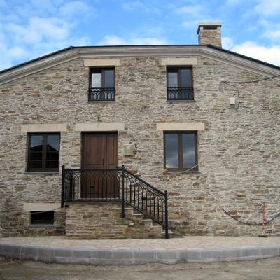 Rehabilitación caserío en Vegadeo (Asturias)