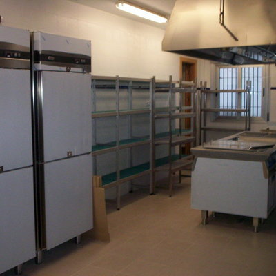 Rehabilitación Cocinas y Baños Residencia 2
