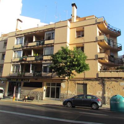 Rehabilitacion de Fachada en Calle Andrea Doria