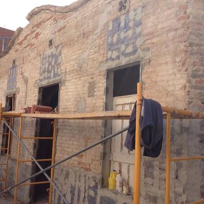 Rehabilitación de casa histórica en Rubí