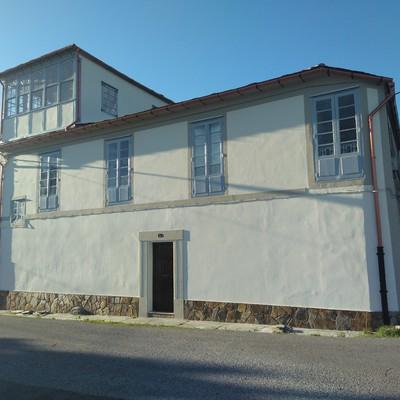 Rehabilitacion de fachada en Ove
