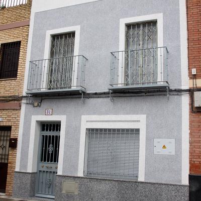 Rehabilitación de Fachada en C/ Calatañazor
