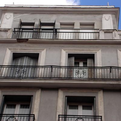 Rehabilitacon de fachada C/ Alberto Bosch 5
