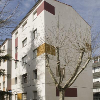 Rehabilitación de fachadas con SATE