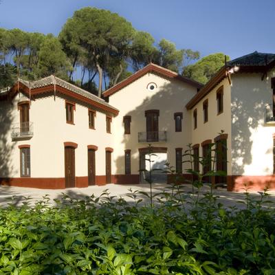 Rehabilitaci´n Casa Administrador Jardín Botanico