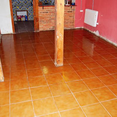 2012-Rehabilitación De Suelos Y Solera En Casa De Pueblo, Segovia