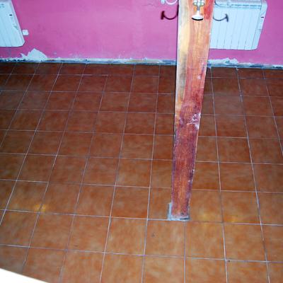 Rehabilitación de suelos en casa de pueblo 9