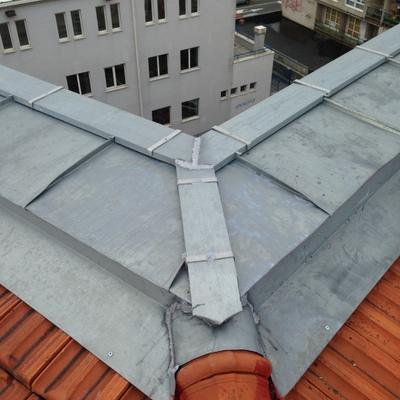 Rehabilitación integral de cubierta y tejado