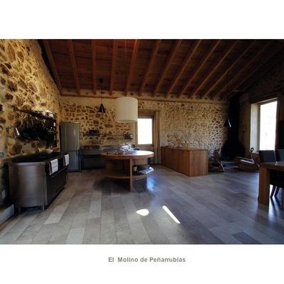 Rehabilitacion de un molino en Segovia