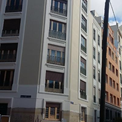 Rehabilitación total de fachada