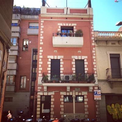 Rehabilitación de fachada singular en Gracia, Barcelona