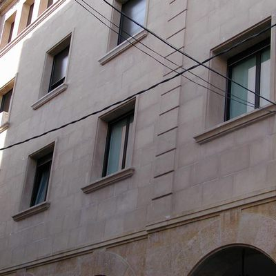 Rehabilitación Fachada Ayuntamiento Mollerussa